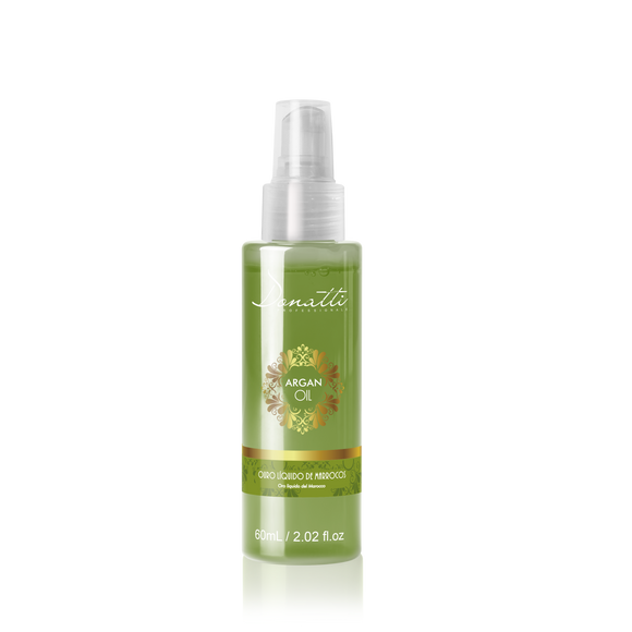 Argan Oil - 60ml / 2.02 floz - Finisher to seal split ends. Provides hydration, revitalization and a lot of shine.