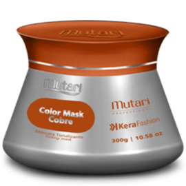 COLOR MASK COPPER - Color Conditioners 300g / 10.58oz - Intensifies, tones and revives the color of the hair.