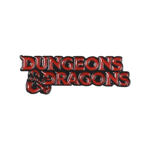 Dungeons & Dragons Pin Collection