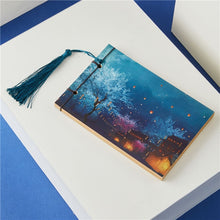 Load image into Gallery viewer, Chinese Style Tassel Retro Handmade Sketchbooks
