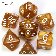Load image into Gallery viewer, 7 Set Polyhedral Dice