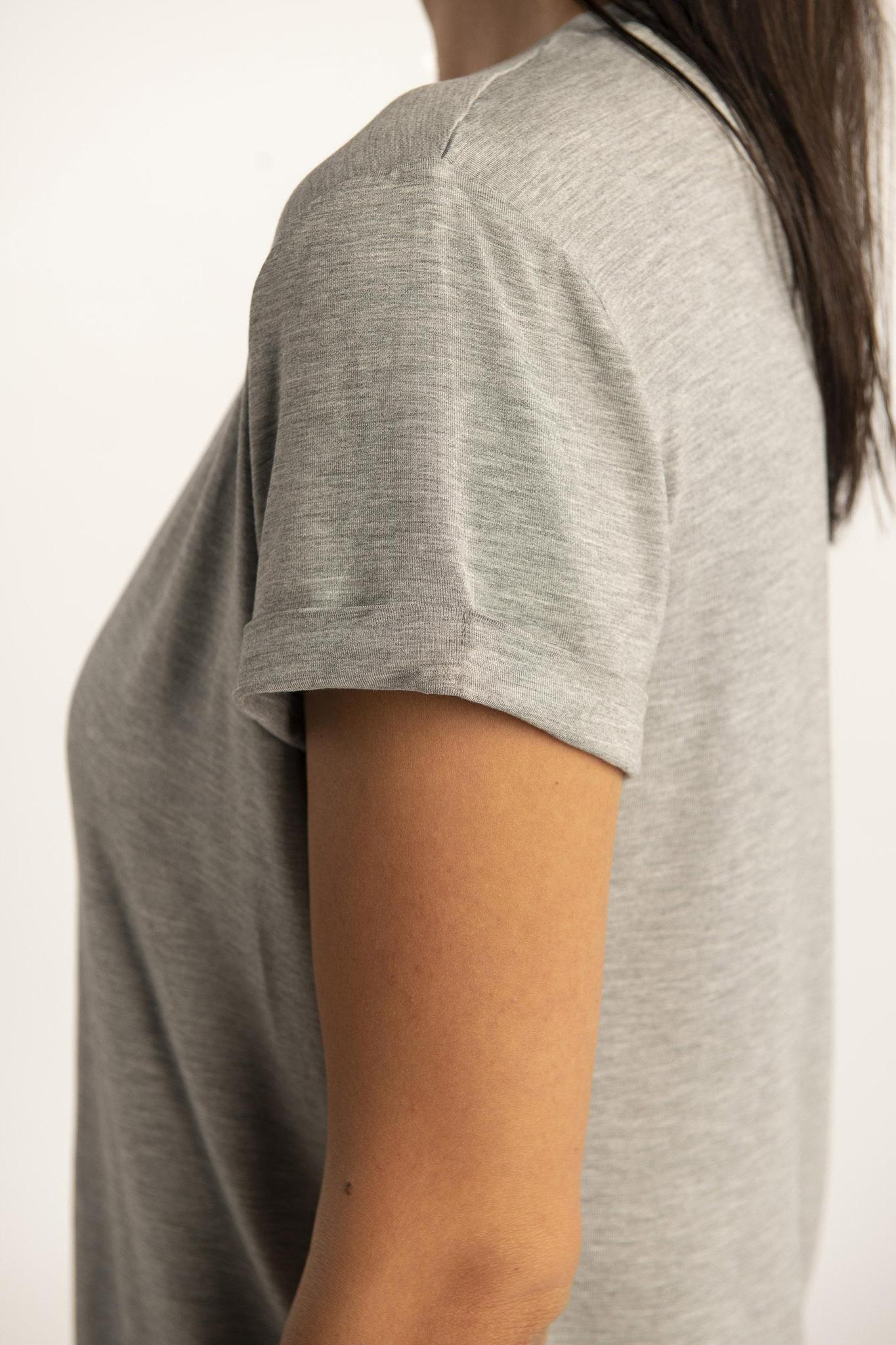 Perfect T-Shirt in grey