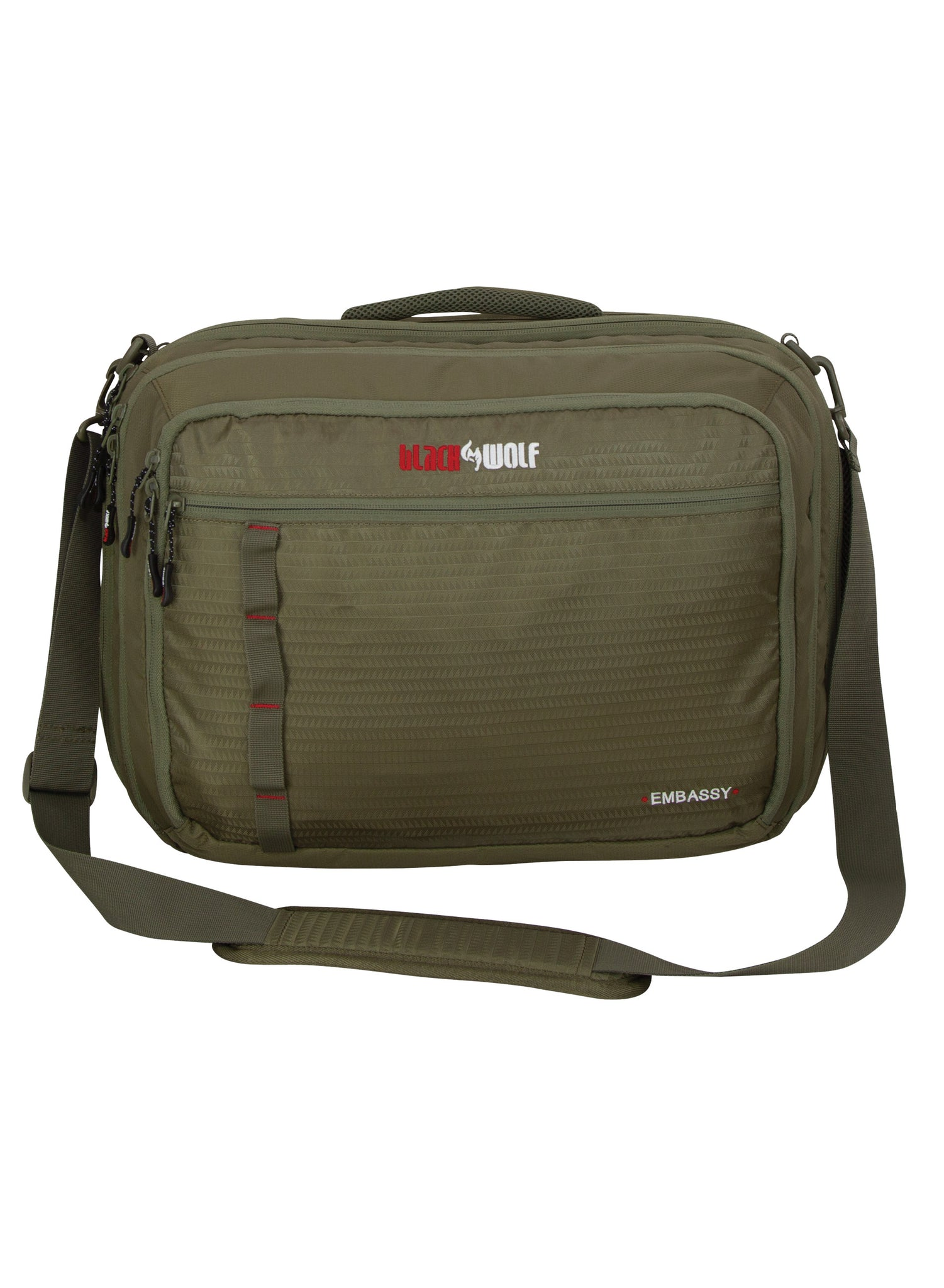 Embassy Tech Bag Moss
