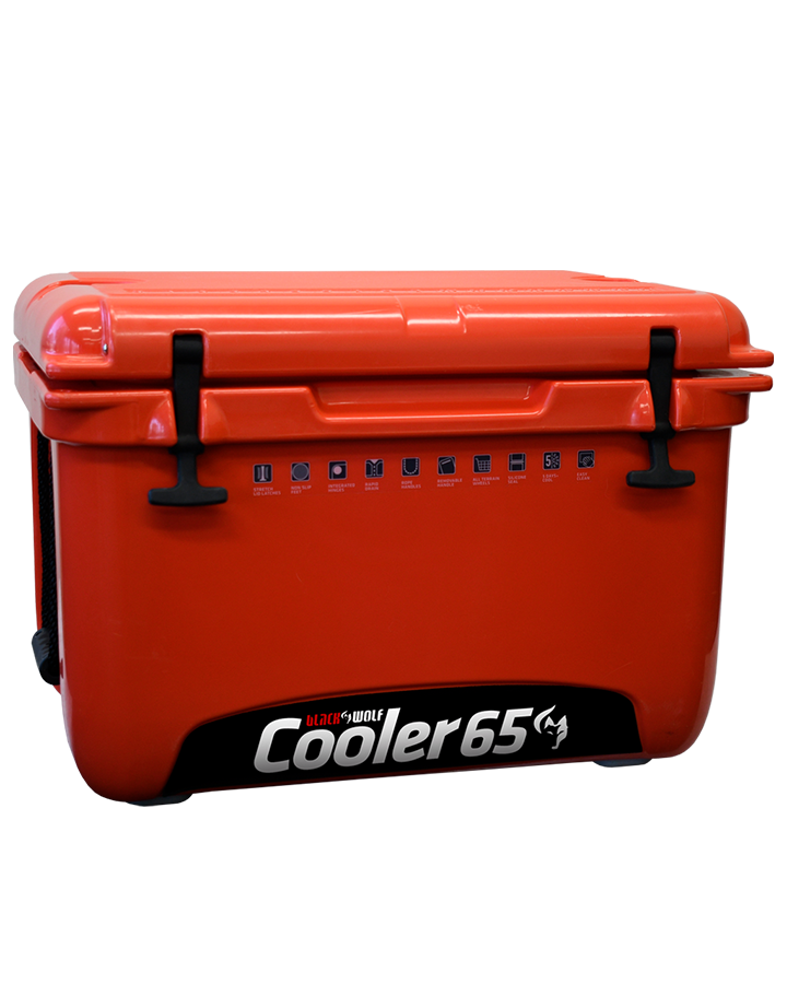 BlackWolf 65 Hardside Cooler