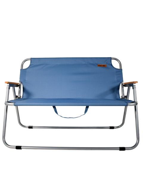 Settlement Double Folding Chair