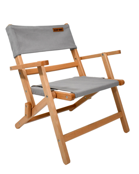 Shore Folding Beech Chair