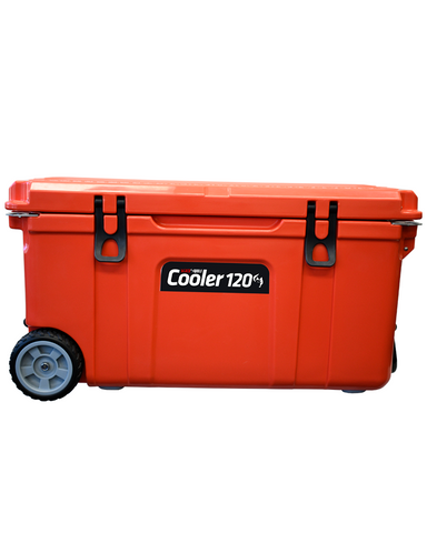 BlackWolf 120 Rolling Cooler