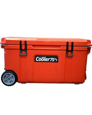 BlackWolf 75 Rolling Cooler