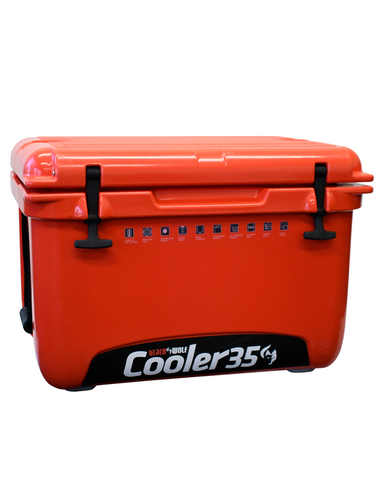 BlackWolf 35 Hardside Cooler