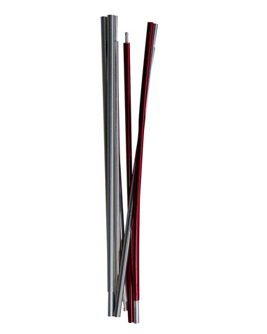Ryebuck Red/Silver Pole