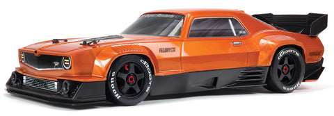 FELONY STREET BASH 6S BLX 1/7TH SCALE ALL-ROAD RESTO-MOD MUSCLE CAR