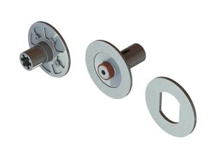 ARA310946 SLIPPER PLATE & HUB SET