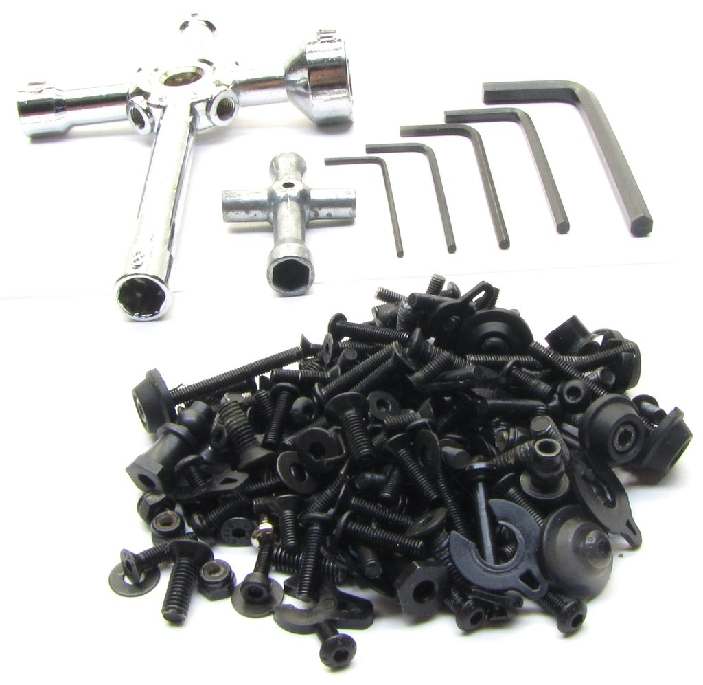 EXB SCREW KIT