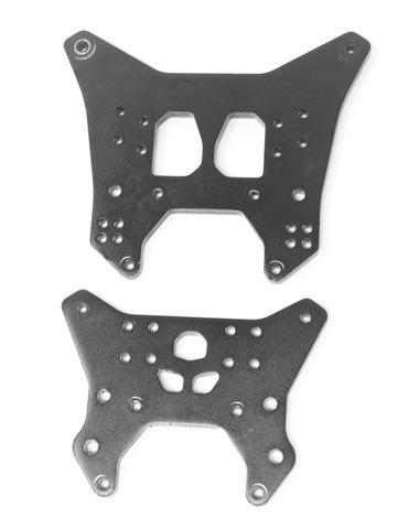 ARRMA MOJAVE 6S BLX F/R SHOCK TOWERS ALUMINUM ANODIZED