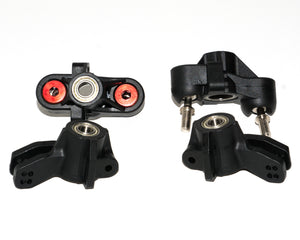 ARRMA (KRATON, NOTORIOUS, OUTCAST) 6S BLX HUBS, BEARINGS, F/R UPRIGHTS BLOCKS
