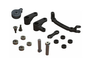 STEERING ASSEMBLY WITH RUBBER SHIELDED BEARINGS - (BIGROCK, GRANITE, SENTON, TYPON)