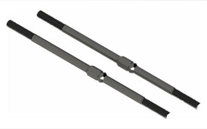 ARRMA (TYPHON, LIMITLESS, INFRACTION, FELONY) - STEEL STEERING TURNBUCKLE SET M4X45MM