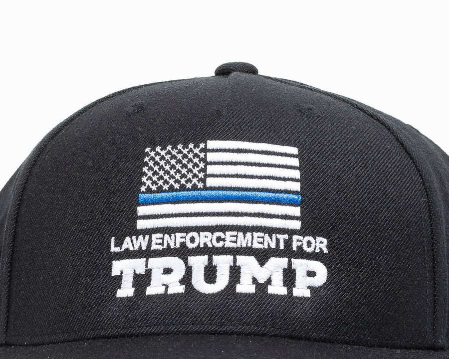 Law Enforcement For Trump (12 Hats)