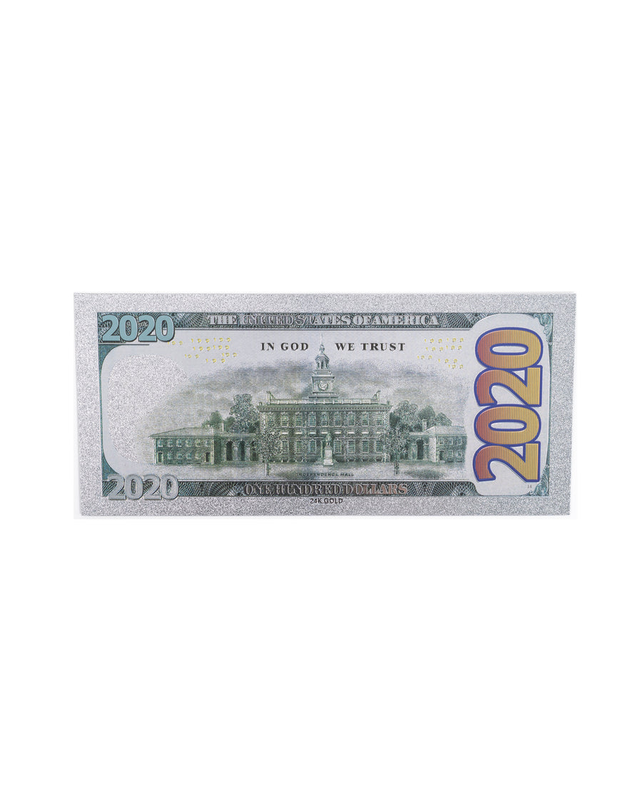 Silver Dollar 2020 Bill (25 Bills)