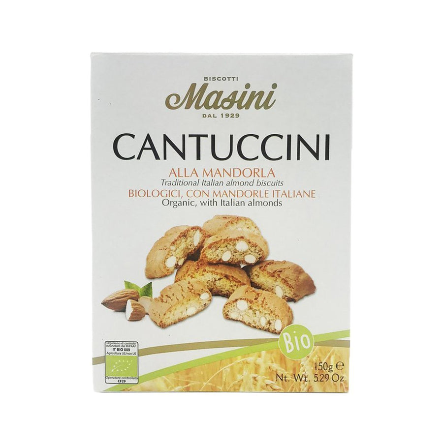 Cantuccini | Almond Biscotti (5.29 oz) - vvjustitalian