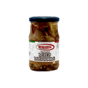 Minarda Marinated Mixed Mushrooms (9.8 oz) - vvjustitalian