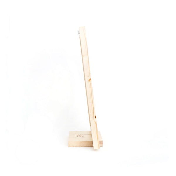 Type Set Block Easel