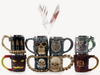 Skull Mugs Viking