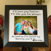 Mother's Day Gift Mom Gift Personalized Picture Frame Mom Mum Custom Gift