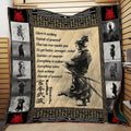 (QL185) SAMURAI QUILT - THERE IS NOTHING