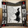 (QL187) SAMURAI QUILT - THERE IS NOTHING V2