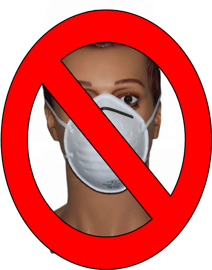 Particulate Respirator Mask Are Bad for the Environment & Your Health