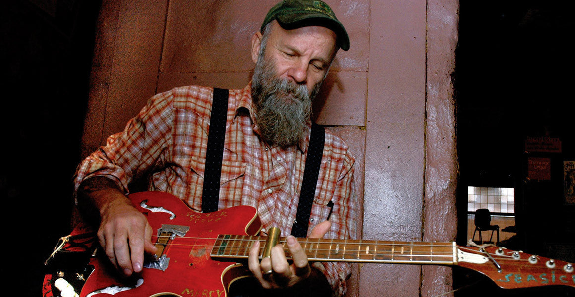 The Life and Times of Seasick Steve