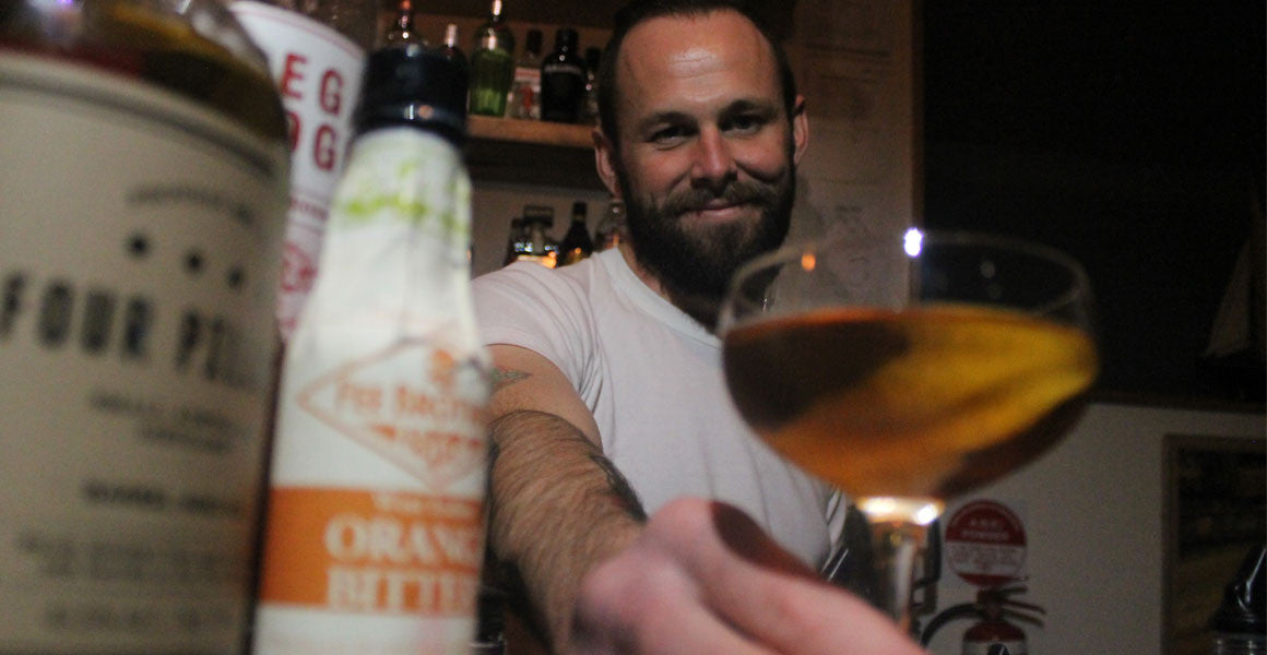 Happy Hour: The Martinez  - with Jim from Gin Lane, Melbourne