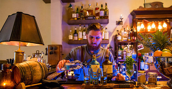 Happy Hour - The Vieux Carre with Rob Fazey of Sidecar, Cremorne