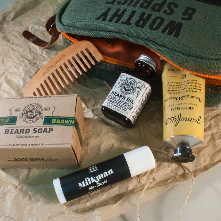 Ultimate Beard Care Tool Kit