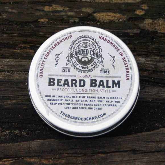 Original Beard Balm, Beard Care, The Bearded Chap, Worthy and Spruce - 1