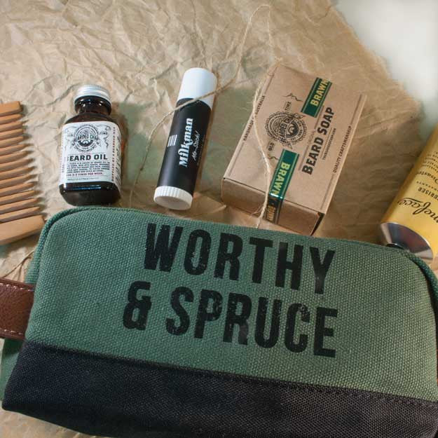 Ultimate Beard Care Tool Kit, Beard Care, Worthy & Spruce, Worthy and Spruce - 4