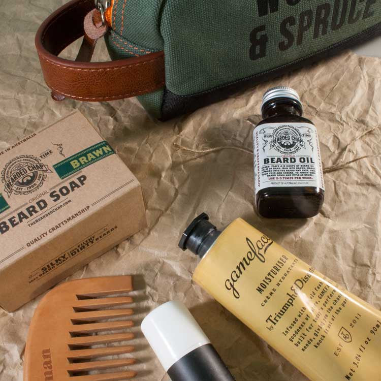 Ultimate Beard Care Tool Kit, Beard Care, Worthy & Spruce, Worthy and Spruce - 5