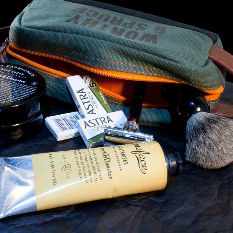 Ultimate Classic Shave Tool Kit, Shaving, Worthy & Spruce, Worthy and Spruce - 1