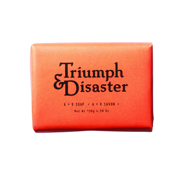 A+R Soap, Cleansing, Triumph & Disaster, Worthy and Spruce - 1