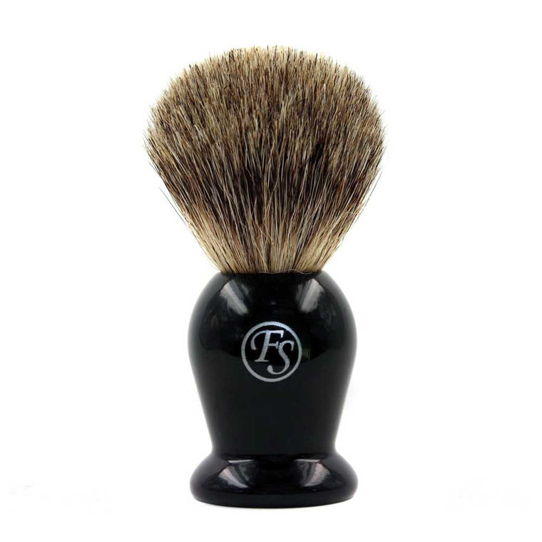 Pure Badger Hair Shaving Brush, Shaving, Frank Shaving, Worthy and Spruce