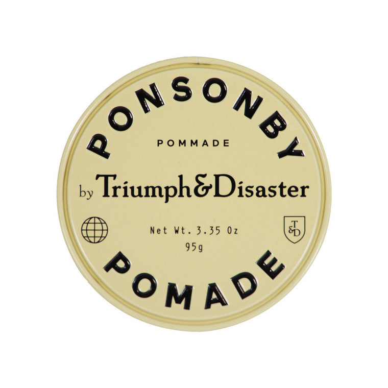 Ponsonby Pomade, Hair Care, Triumph & Disaster, Worthy and Spruce - 1