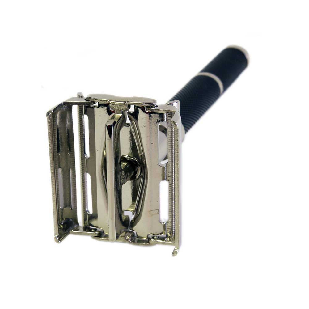Parker 96R Double Edge Razor, Shaving, Parker, Worthy and Spruce - 3