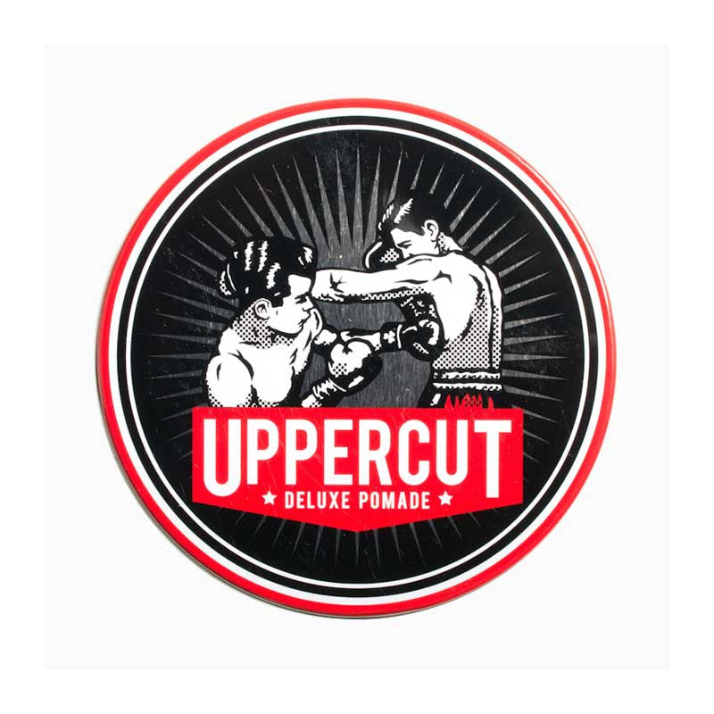Deluxe Pomade, Hair Care, Uppercut Deluxe, Worthy and Spruce - 1