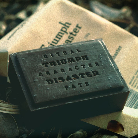 Shearer's Soap, Cleansing, Triumph & Disaster, Worthy and Spruce - 1