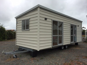 9.0M x 3.0M Self Contained Unit