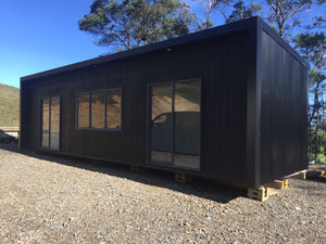 12.0M x 4.0M Self Contained Unit