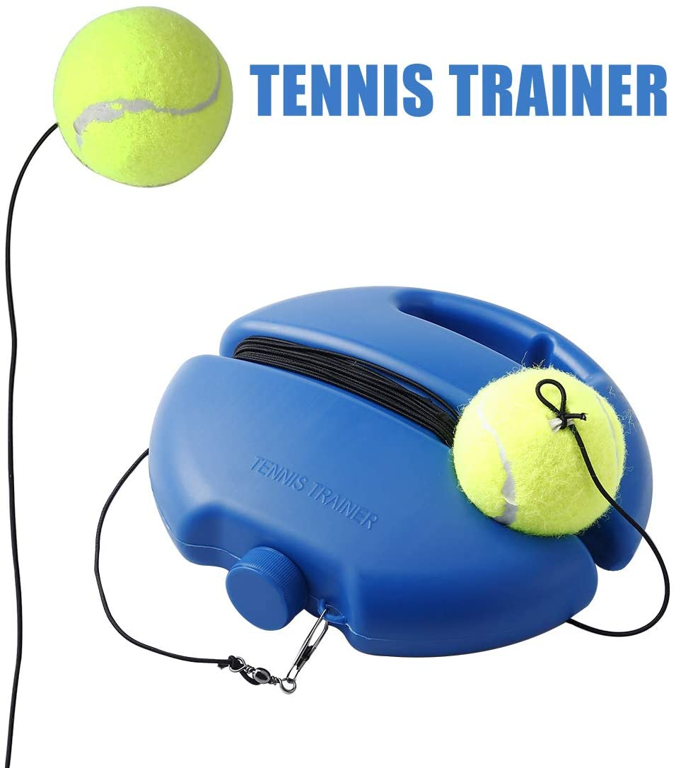 Tennis Training Tool Exercise Tennis Complete Tennis Rebounder Tennis Training Equipment Kit