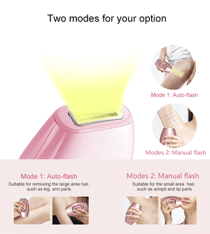 IPL Permanent Hair Removal Laser