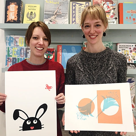Screenprint Workshop for Two